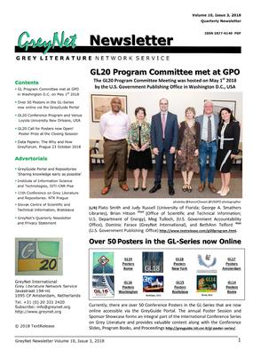 GreyNet Quarterly Newsletter